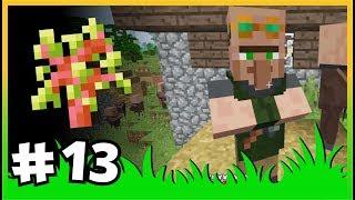Köylü Kaçırma Operasyonu ve Yeni Renkli Ağaç Türleri -  ÇiftçiCraft S2  - #13