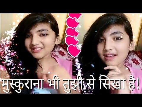 Muskurana Bhi Tujhi Se Sikha Hai - Love Song | Choreography Song | Whatsapp Status | Desi Mushkurana