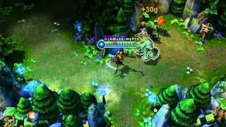 League Of Legends - Bandito Fiddlesticks Skin Spotlight