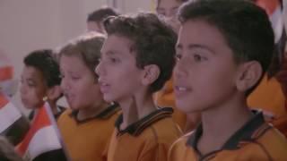بالفيديو.. الداخلية تشارك في احتفالات نصر أكتوبر وتوزع أعلام على المواطنين