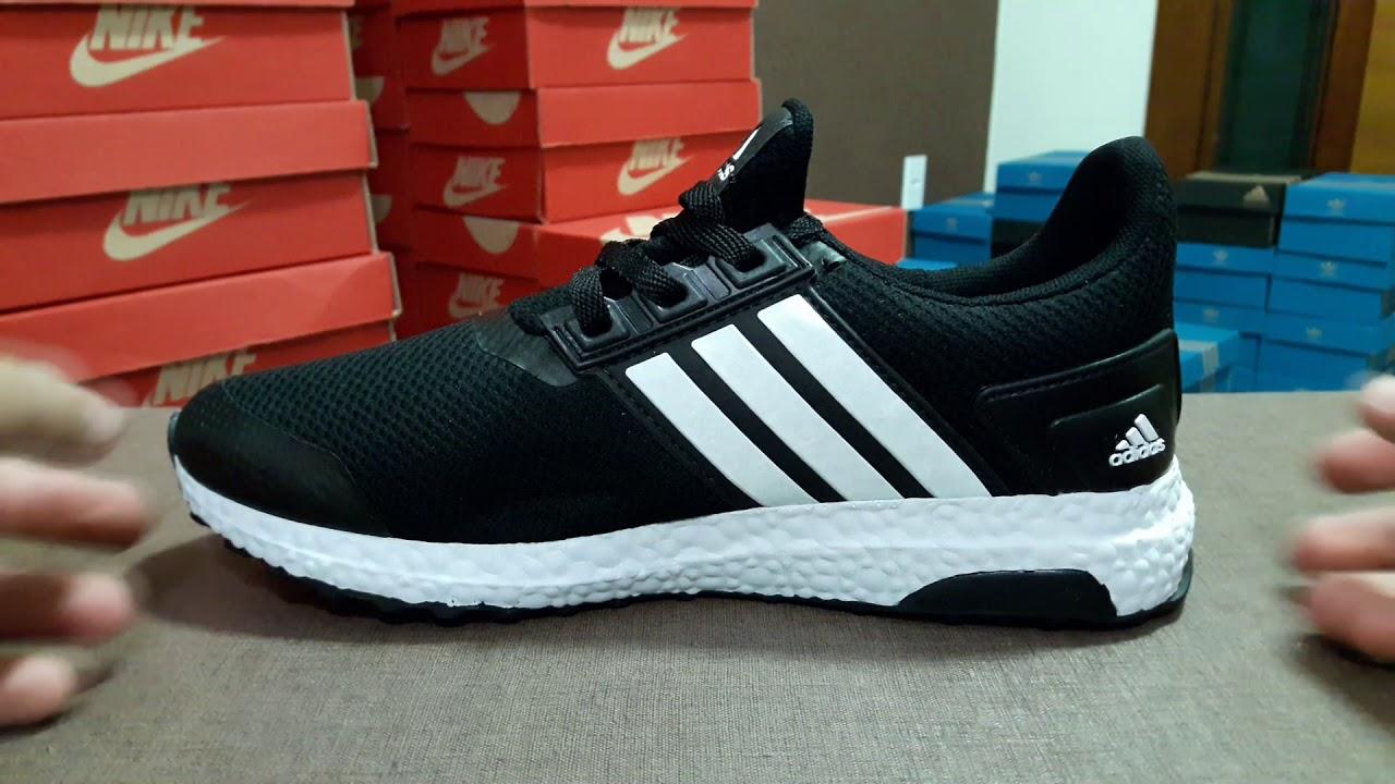 ea694aa896 Tênis Adidas Ultra Boost Masculino Queima de Estoque Mercado Livre ...