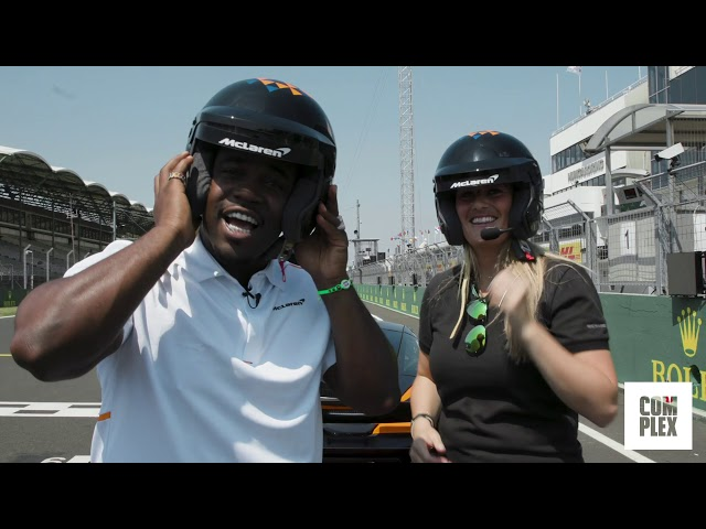 A$AP Ferg Gets Behind The Wheel! | The Pit, Episode 4 | Complex