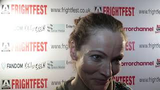 Arrow Video FrightFest 2018: Selina Giles interview