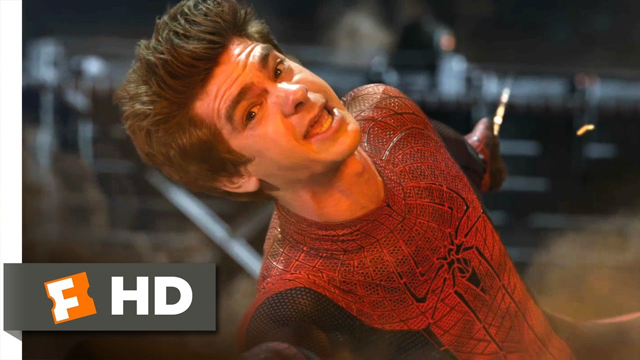 The Amazing Spider-Man – Saved by Spider-Man Scene (5/10) | Movieclips
