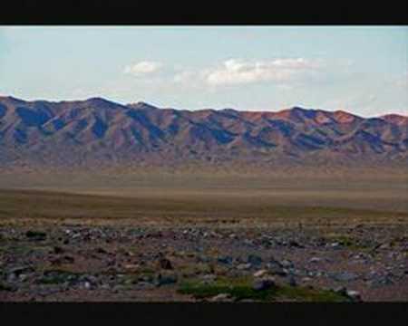 Govijn ondor - Mongolian song (incl. lyrics)