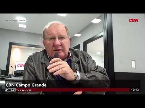 Entrevista CBN Campo Grande: dep. estadual Enelvo Felini