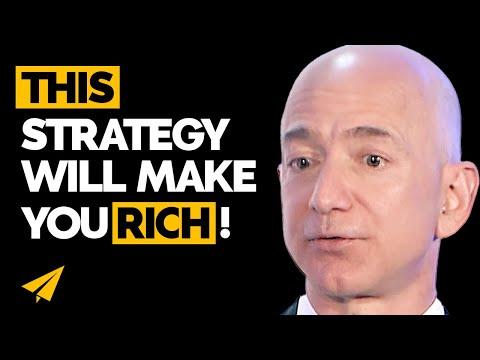 You FALL DOWN, You GET BACK UP! - Jeff Bezos (@JeffBezos) - Top 10 Rules