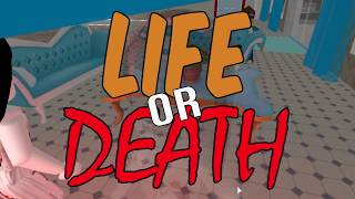 LIFE or DEATH? Roblox Social Experiment w/ Laurenzside