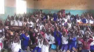 Raleigh ICS Tanzania 2014