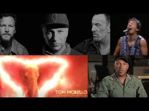 Tom Morello with Bruce Springstreen and Eddie Vedder cover Highway to Hell from AC/DC!
