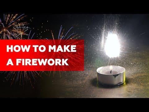 Magnesium Fireworks