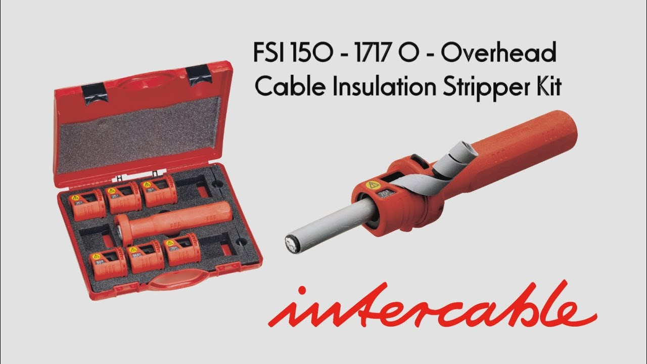 Intercable Fsi 150 17170 Insulated Overhead Cable