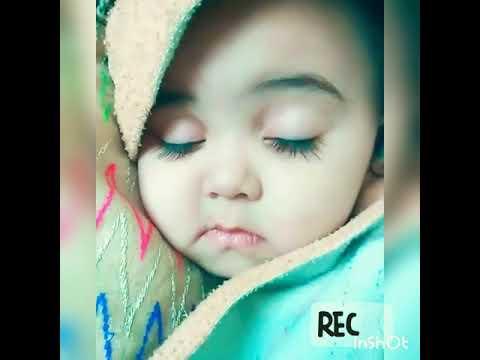 Teri Pyari Pyari Do Akhiyan cute baby status by Pk Nohwar