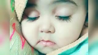 Teri Pyari Pyari Do Akhiyan cute baby status || Pk Nohwar ||