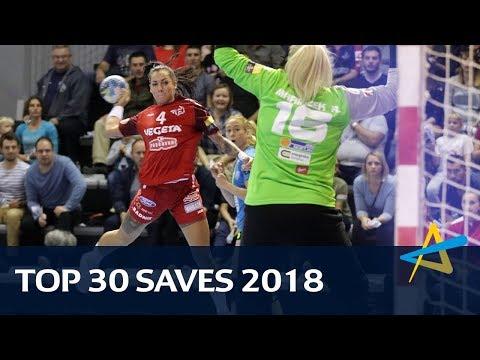 Top 30 saves | 2018 | Women's EHF Champions League 2018/19