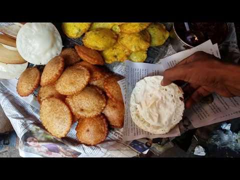 #Egg pitha Street Cooking & Recipe dim pitha citoi pitha street food of Dhaka Bangladesh