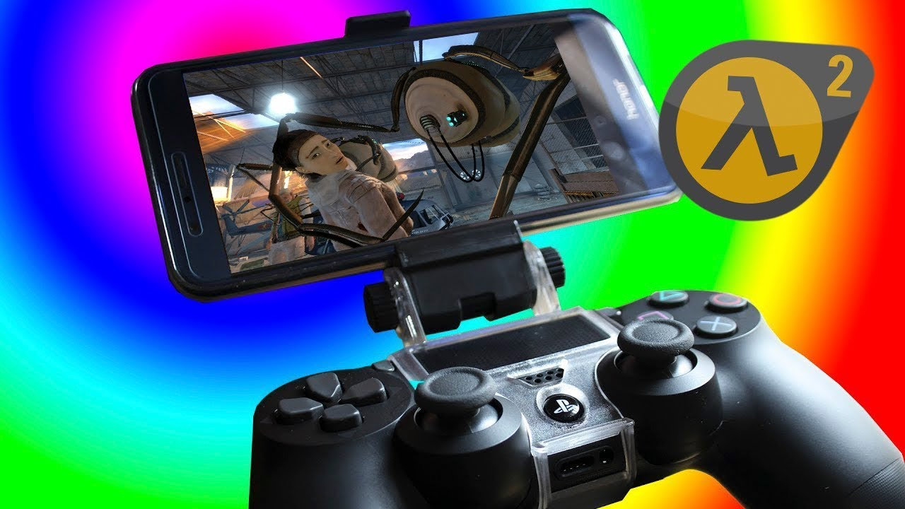 How to play Half-Life 2 games on any android device