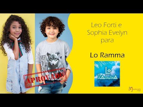 JOB: Leo Forti e Sophia Evelyn para clipe da banda Lo Ramma