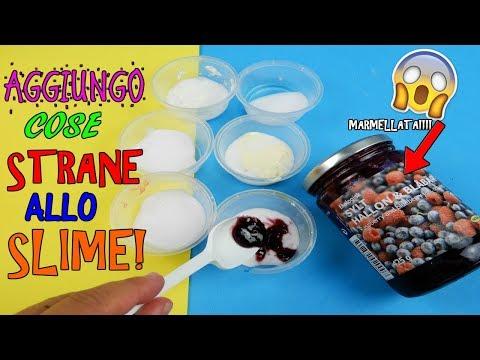 Download Youtube: AGGIUNGO COSE STRANE ALLO SLIME SUGGERITE DA VOI! CHE REAZIONE AVRA'? Iolanda Sweets