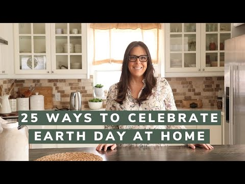 25 Ways To Celebrate Earth Day At Home | The Eco Hub