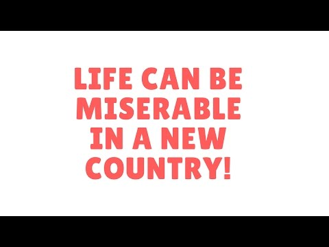 Watch This Before Moving To A New Country | How To Adapt To a New Country  | Move To New Country |