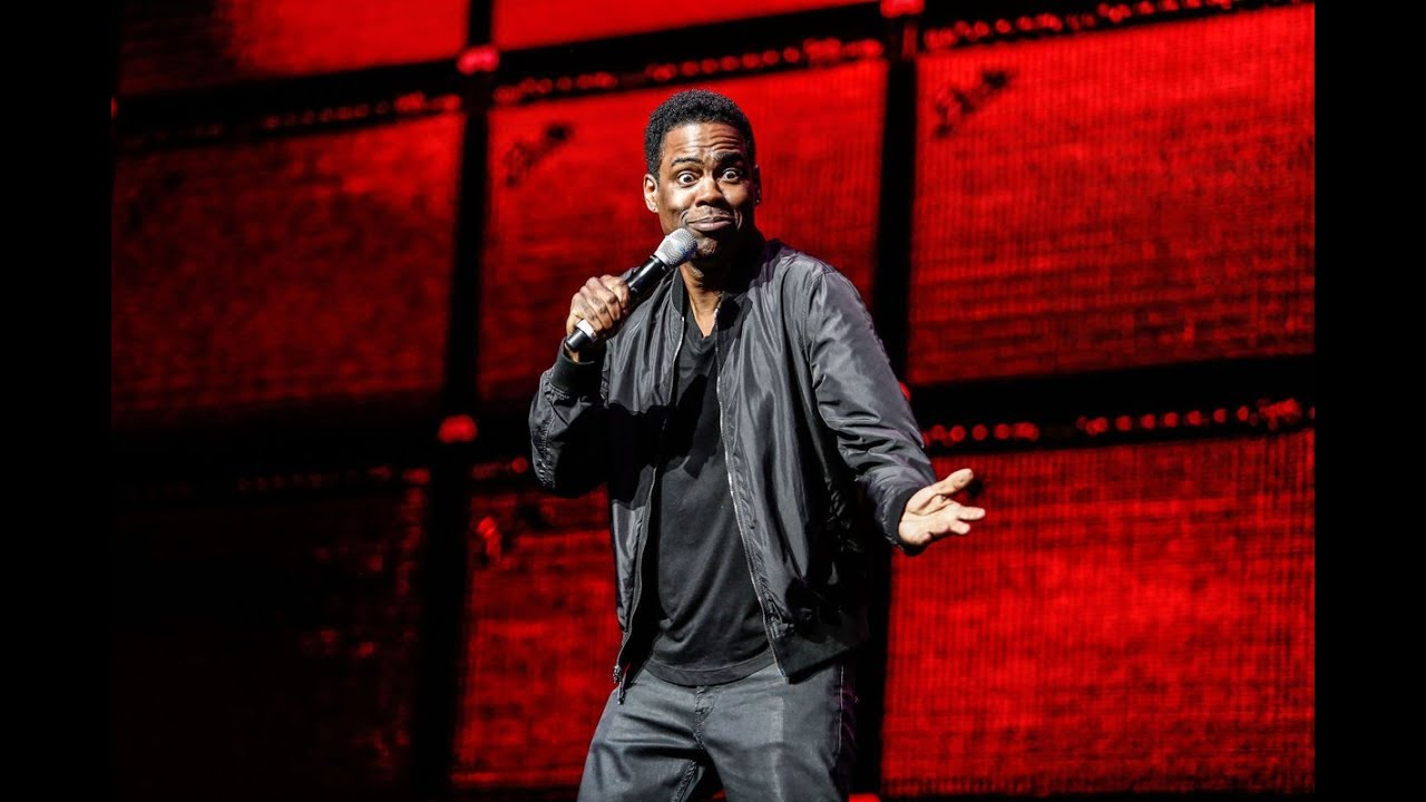 Chris Rock Best - Comic Strip Stand Up Full Show Live