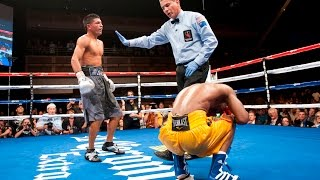 Worst Boxing Referee Of All Time - 25 Low Blows!