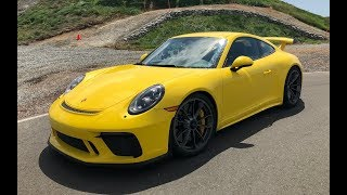 Porsche'S New Accelerated Driver Program In A 991.2 Gt3!