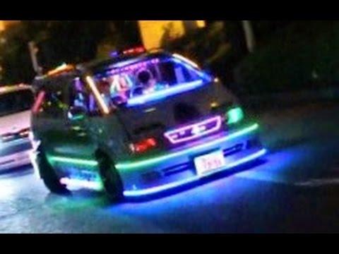 【大黒PA】国産車 外車 加速サウンド JDM acceleration sounds in Japan
