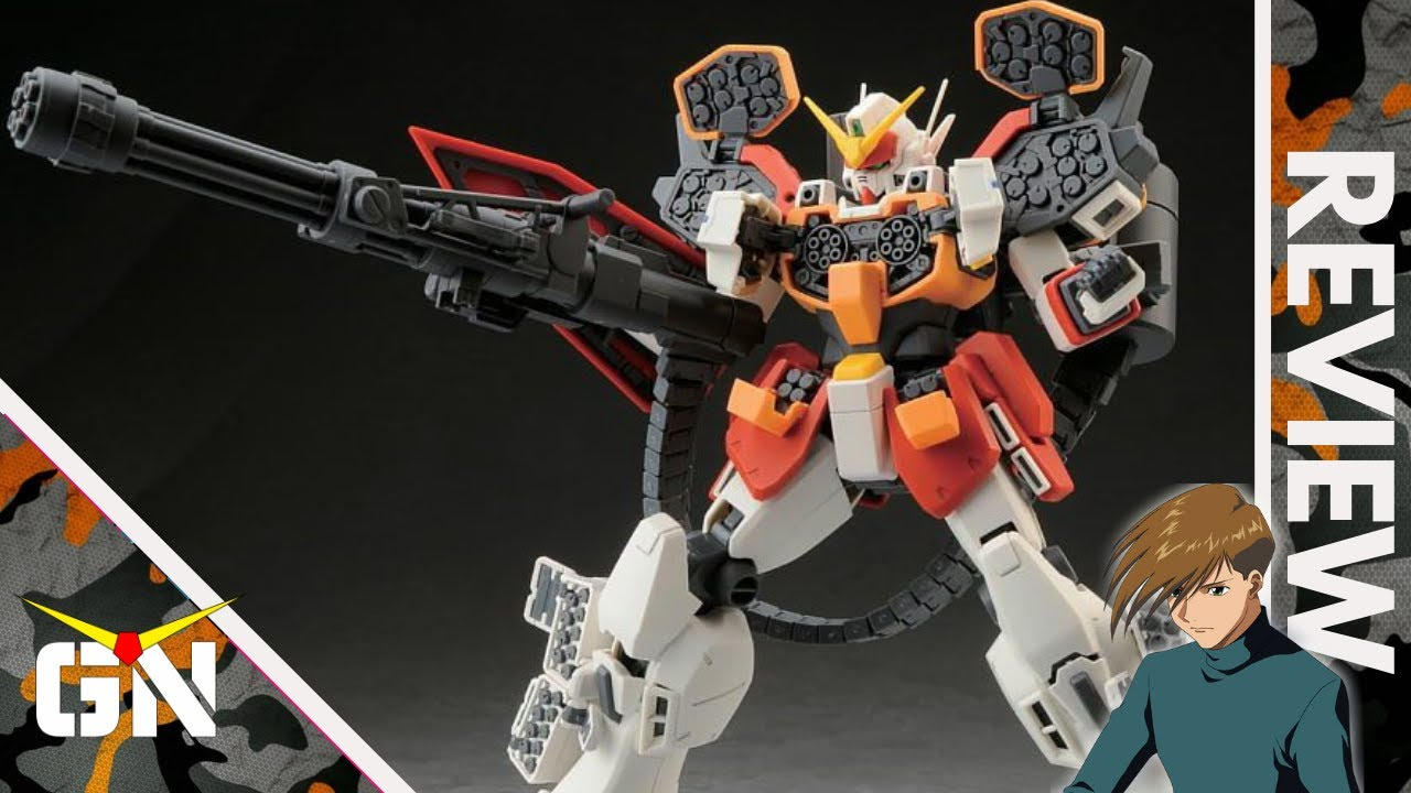 MG 1/100 Heavyarms EW | REVIEW