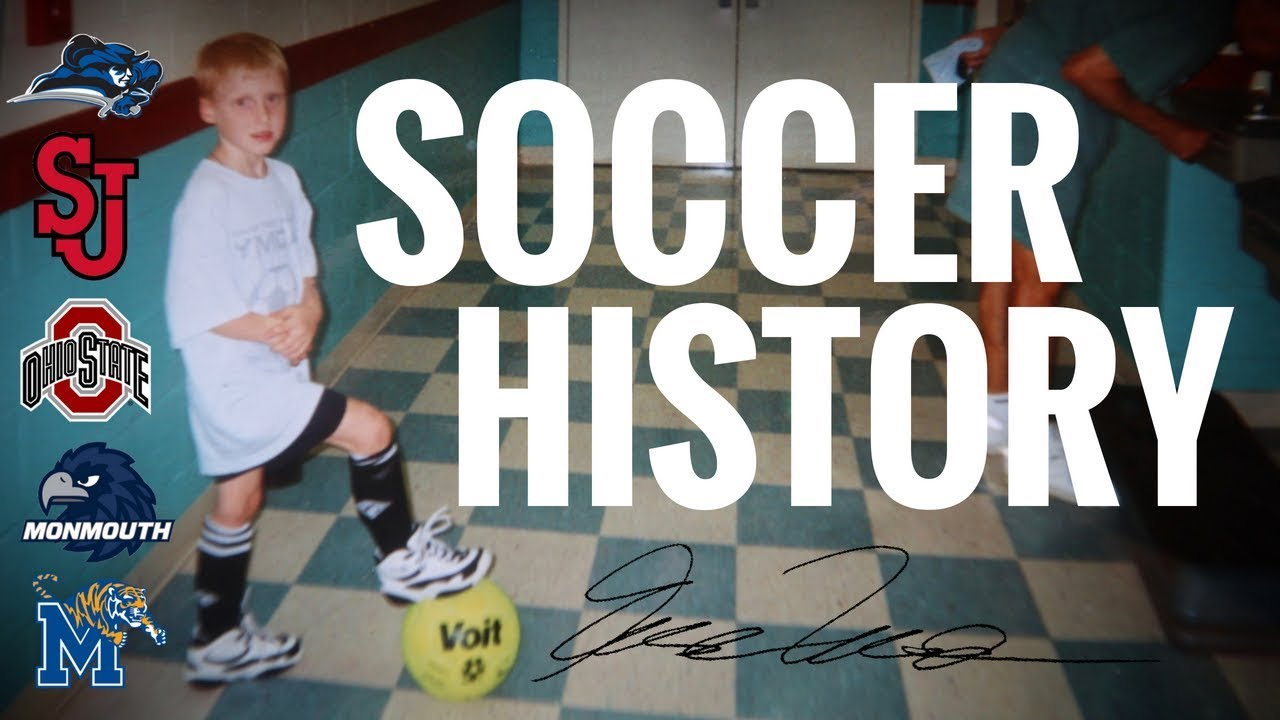 97ba9dc22 HOW A COLLEGE SOCCER PLAYER RECEIVED 2 FULL-RIDE SCHOLARSHIPS (Soccer  History)
