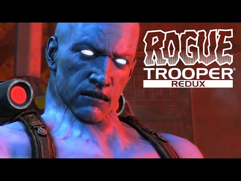 Rogue Trooper Redux - Comparison Trailer