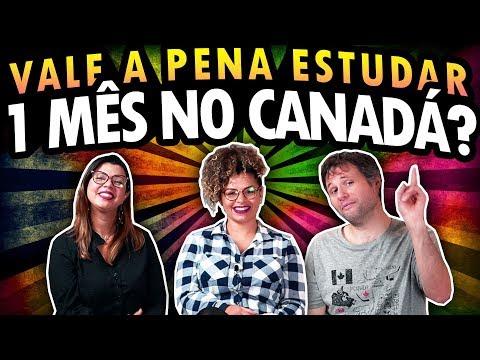 VALE A PENA ESTUDAR 1 MÊS DE INGLÊS NO CANADÁ?