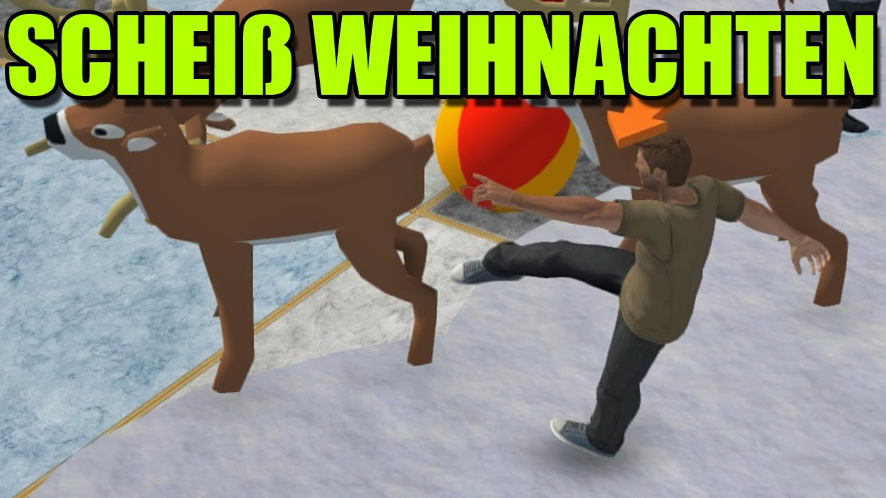 SCHEIß WEIHNACHTEN! - Christmas Shopper Simulator [DE|HD] - YouTube