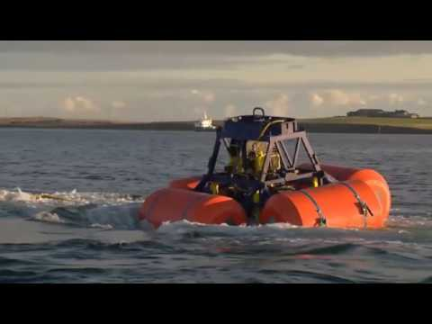 The World's Largest Tidal Power Plant