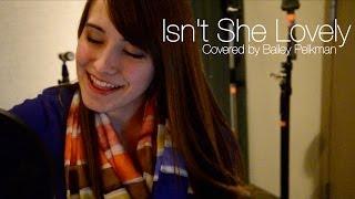 Baixar Isn't She Lovely - Stevie Wonder (cover)