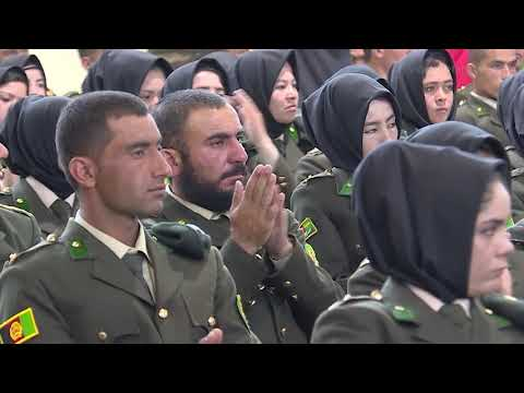 The 14th Graduation Of The Afghan National Army Officer Academy