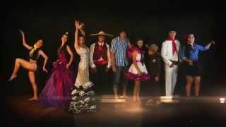 VIVE ZAPEROCO, El Gran Musical del Llano Colombiano! VER HD