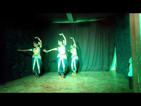 maha ganapathi Dance by kavitha vidya gopika