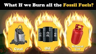 What if we Burn all the Fossil Fuels? | #aumsum