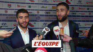 N. Fekir «Je voulais mettre mon frère en confiance» - Foot - L1 - OL