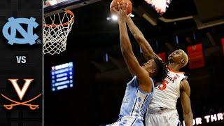North Carolina vs. Virginia Men's Basketball Highlights (2019-20)