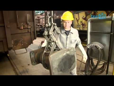 Industriemechaniker bei der Deutschen Bahn
