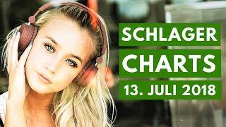 Schlager Charts 2018 - Die Top 10 vom 13. Juli