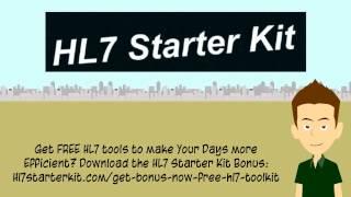 hl7 for dummies free bonus hl7 starter kit