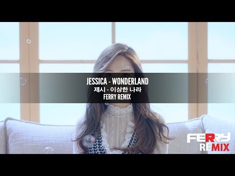Unduh lagu Jessica - Wonderland (Ferry Remix)[Official] Mp3 terbaru 2020