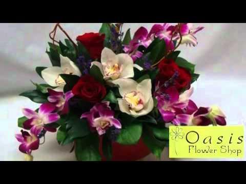 Florist Bridgeland Calgary Oasis Flower Shop
