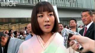 http://bit.ly/WFo1MB(詳細記事はこちら) 東京国際映画祭2012グリーン...