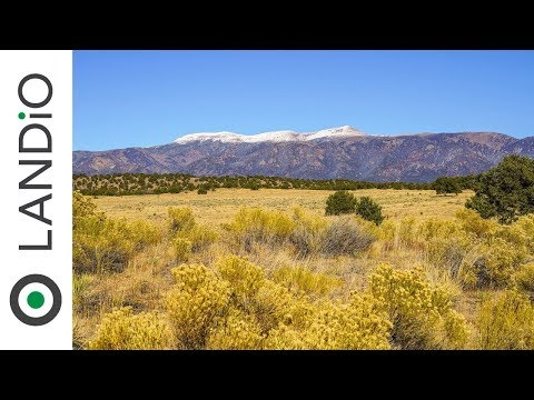 Land For Sale : 35 Acres just North of Highway 69 near National Forest and Walsenburg, Colorado