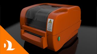 DuraLabel PRO Series Industrial Label Printer(, 2013-12-20T17:01:31.000Z)